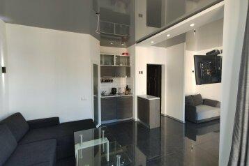 1-комн. квартира, 26 кв.м. на 3 человека, Лесная улица, 2В, Гаспра - Фотография 1