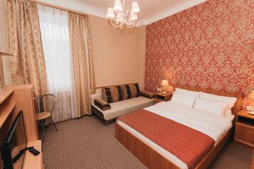 1-комн. квартира, 27 кв.м. на 3 человека, улица Лермонтова, 15, Екатеринбург - Фотография 1