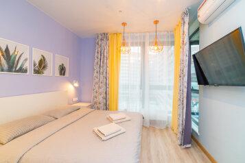 2-комн. квартира, 46 кв.м. на 7 человек, Ходынский бульвар, 20А, Москва - Фотография 1