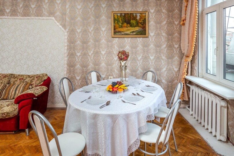 3-комн. квартира, 120 кв.м. на 9 человек, Невский проспект, 72, Санкт-Петербург - Фотография 9