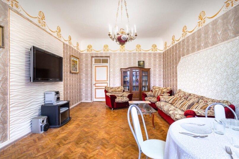 3-комн. квартира, 120 кв.м. на 9 человек, Невский проспект, 72, Санкт-Петербург - Фотография 11