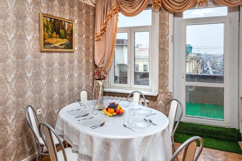 3-комн. квартира, 120 кв.м. на 9 человек, Невский проспект, 72, Санкт-Петербург - Фотография 16