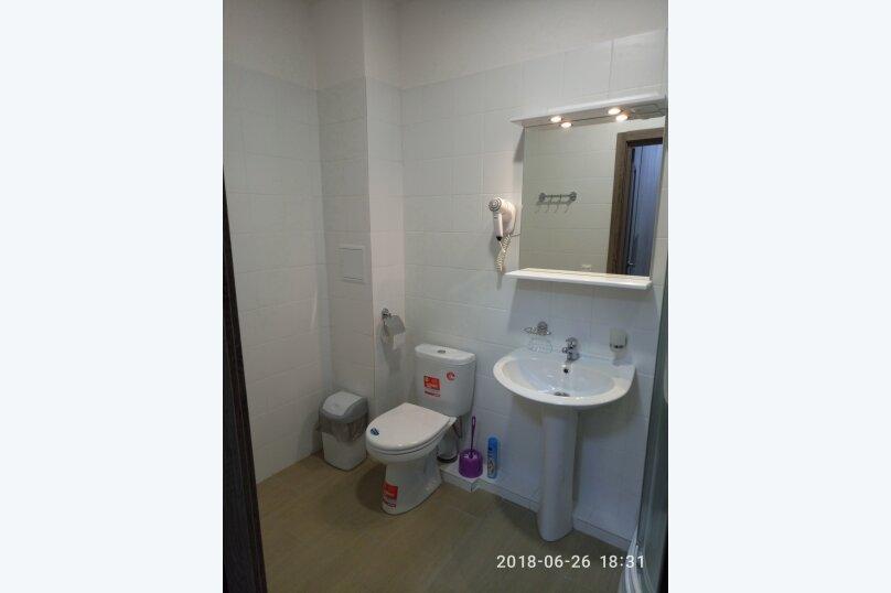 1-комн. квартира, 23 кв.м. на 3 человека, улица Малышева, 42А, Екатеринбург - Фотография 10