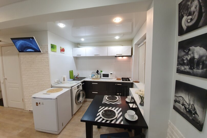 1-комн. квартира, 32 кв.м. на 2 человека, улица Масленникова, 9Б, Омск - Фотография 20