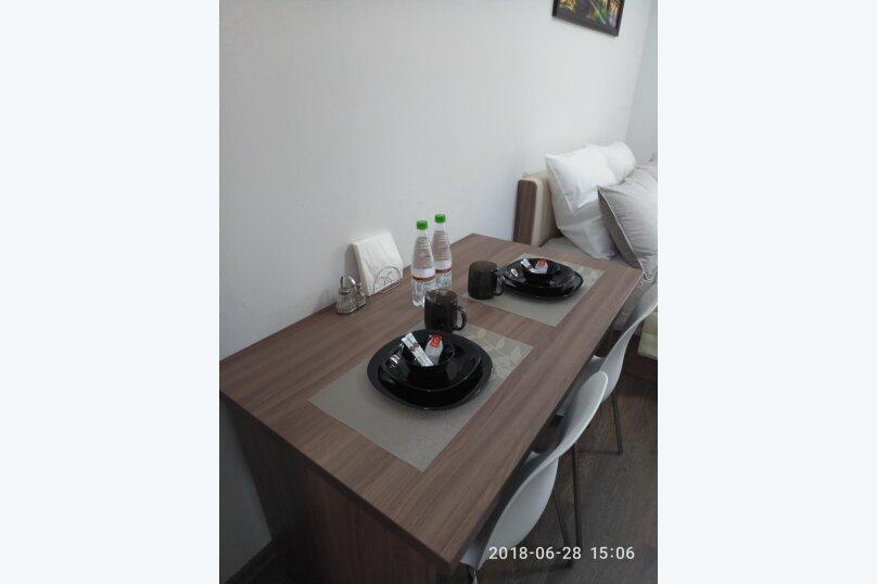 1-комн. квартира, 23 кв.м. на 3 человека, улица Малышева, 42А, Екатеринбург - Фотография 12