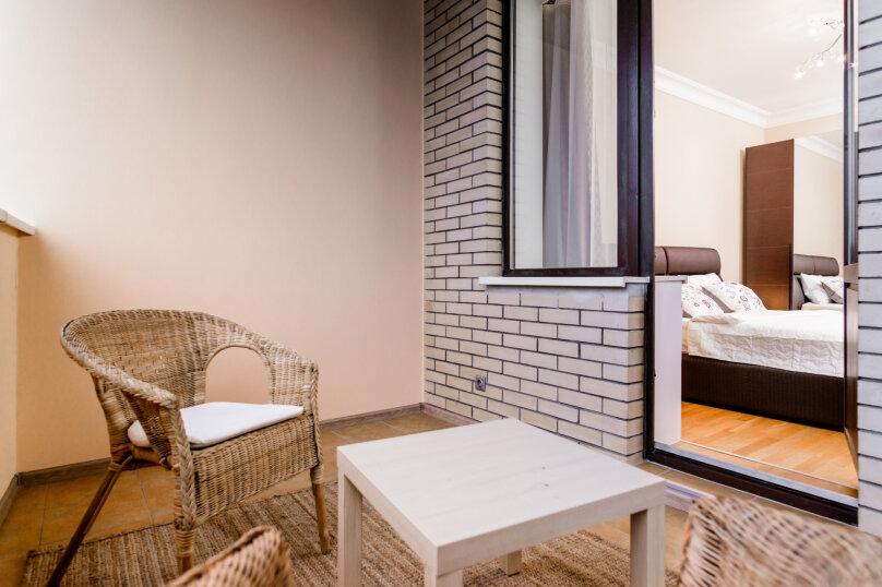 4-комн. квартира, 170 кв.м. на 10 человек, 3-я Красногвардейская улица, 3, Москва - Фотография 16