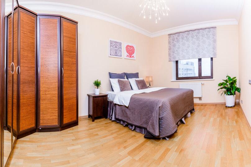 4-комн. квартира, 170 кв.м. на 10 человек, 3-я Красногвардейская улица, 3, Москва - Фотография 31