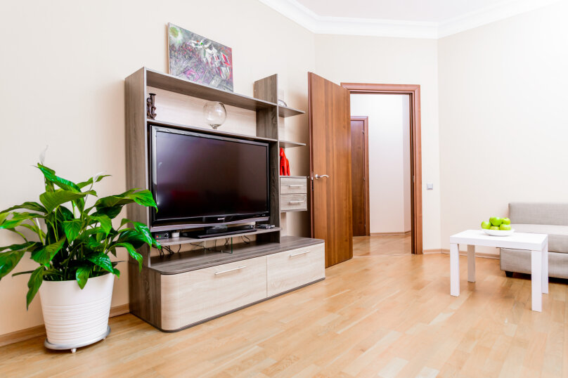 4-комн. квартира, 170 кв.м. на 10 человек, 3-я Красногвардейская улица, 3, Москва - Фотография 43