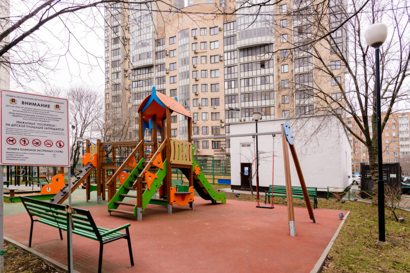 4-комн. квартира, 170 кв.м. на 10 человек, 3-я Красногвардейская улица, 3, Москва - Фотография 72