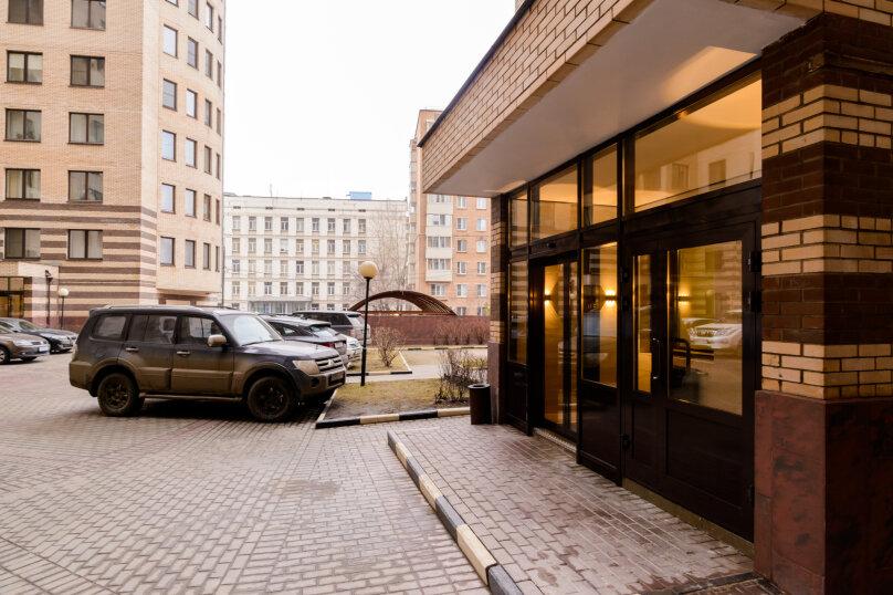 4-комн. квартира, 170 кв.м. на 10 человек, 3-я Красногвардейская улица, 3, Москва - Фотография 74