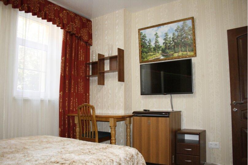 Трехместный полулюкс на 1 этаже, Олимпийский переулок, 12, Кабардинка - Фотография 2