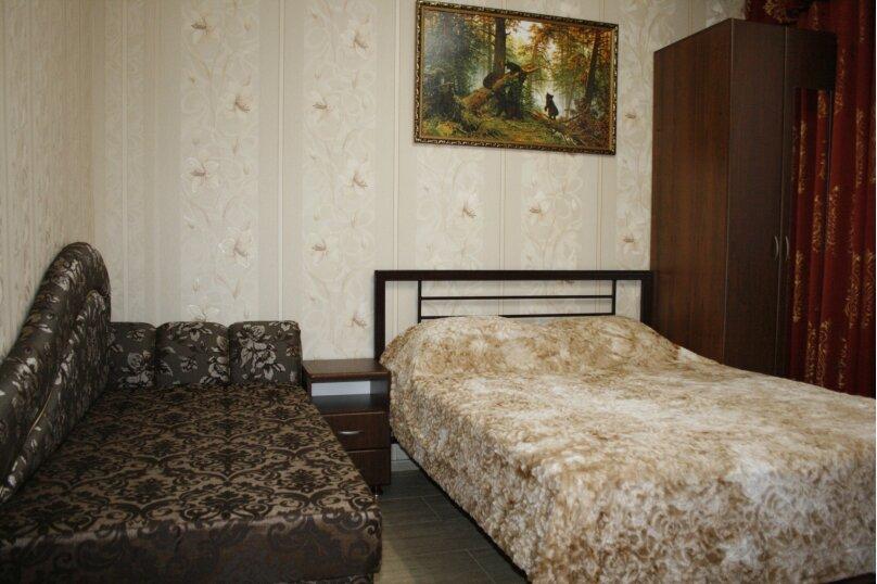 Трехместный полулюкс на 1 этаже, Олимпийский переулок, 12, Кабардинка - Фотография 3