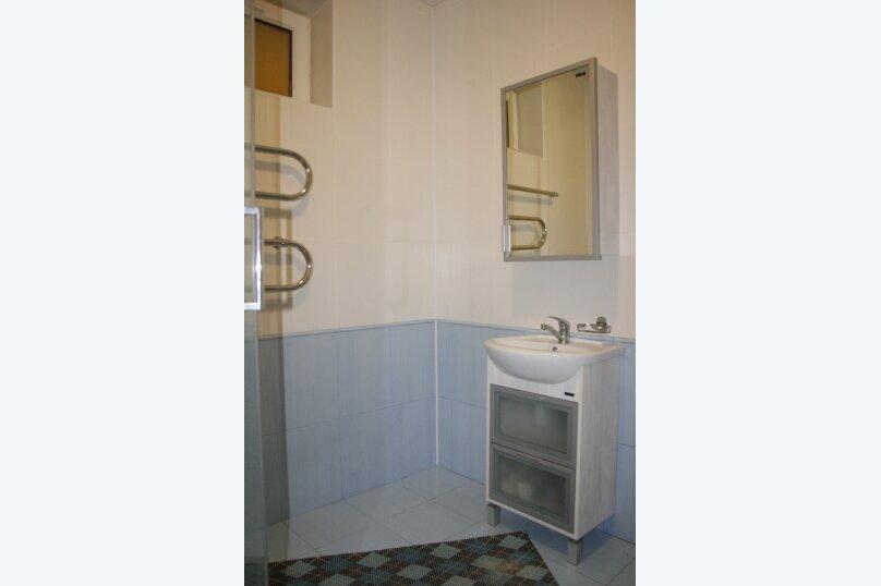 Трехместный полулюкс на 1 этаже, Олимпийский переулок, 12, Кабардинка - Фотография 5