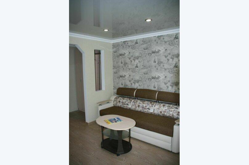 Люкс 2х комнатный, улица Шмидта, 23А, Геленджик - Фотография 5