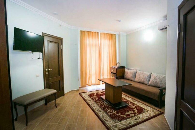 ПолуЛюкс «Junior Suite», улица Агумава, 2, Сухум - Фотография 4