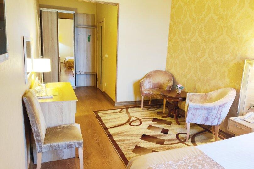 Номер Бизнес-класса с двуспальной кроватью, деревня Мисайлово, Луговая улица, с20, Москва - Фотография 2