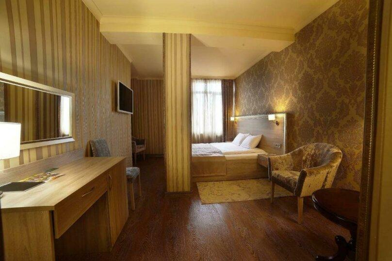 Номер Бизнес-класса с двуспальной кроватью, деревня Мисайлово, Луговая улица, с20, Москва - Фотография 5