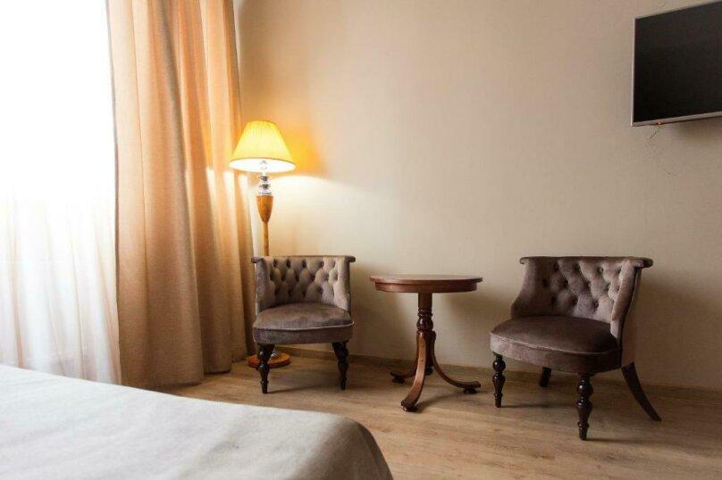 Номер Бизнес-класса с двуспальной кроватью, деревня Мисайлово, Луговая улица, с20, Москва - Фотография 9