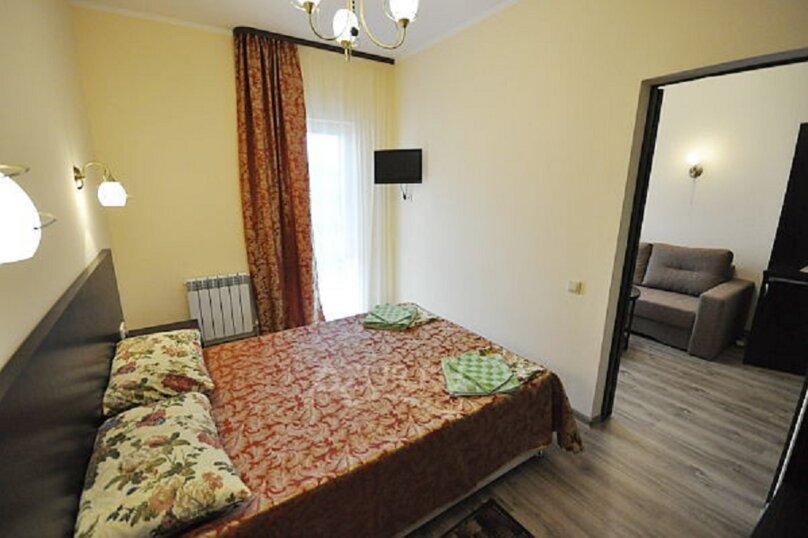 2-х комнатный люкс, Пролетарская улица, 113, Кабардинка - Фотография 1