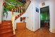 Номер семейный трехместный и двухместный с общим санузлом, красный коттедж:  Номер, Семейный, 5-местный, 2-комнатный - Фотография 20