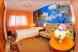 Номер семейный трехместный и двухместный с общим санузлом, красный коттедж:  Номер, Семейный, 5-местный, 2-комнатный - Фотография 19