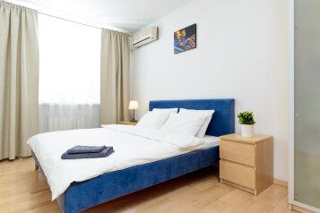 2-комн. квартира, 55 кв.м. на 6 человек, Большая Спасская улица, 8, Москва - Фотография 1