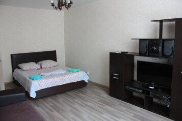 1-комн. квартира, 36 кв.м. на 4 человека, улица Базарова, 20, Волгоград - Фотография 1
