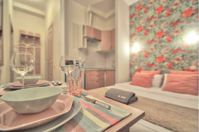 1-комн. квартира, 20 кв.м. на 2 человека, Каширское шоссе, 65к3, Москва - Фотография 2