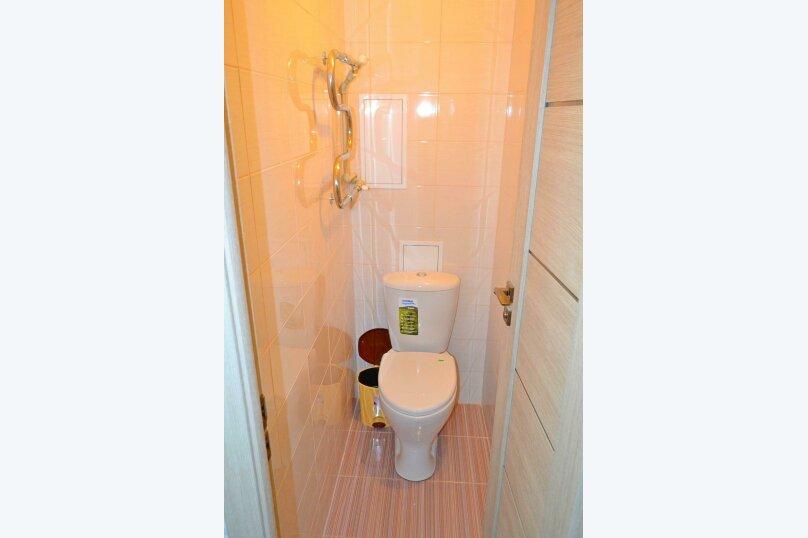 2-комн. квартира, 45 кв.м. на 4 человека, улица Вересаева, 1, Феодосия - Фотография 11