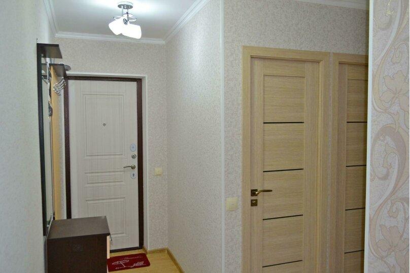 2-комн. квартира, 45 кв.м. на 4 человека, улица Вересаева, 1, Феодосия - Фотография 12