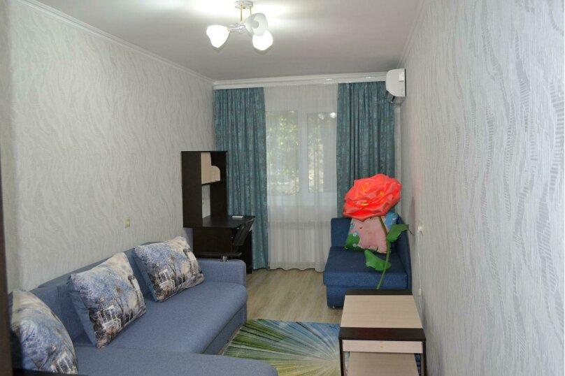 2-комн. квартира, 45 кв.м. на 4 человека, улица Вересаева, 1, Феодосия - Фотография 13