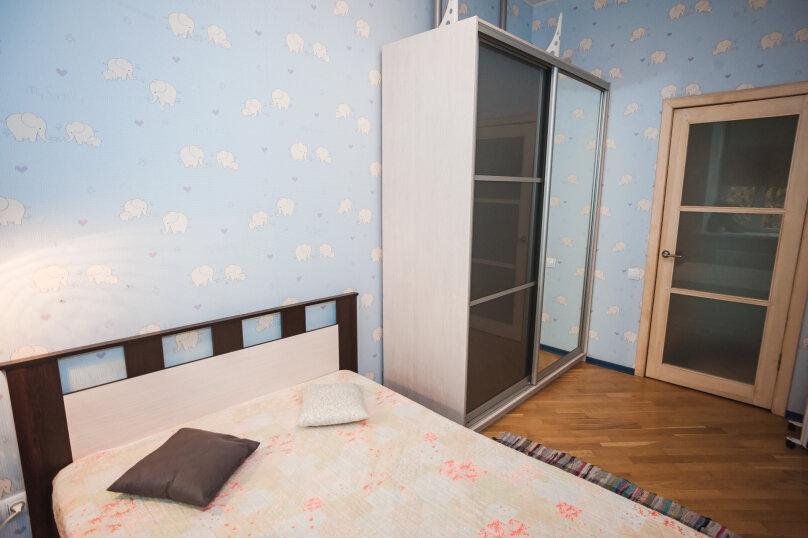 3-комн. квартира, 70 кв.м. на 6 человек, улица Моисеенко, 4, Санкт-Петербург - Фотография 6