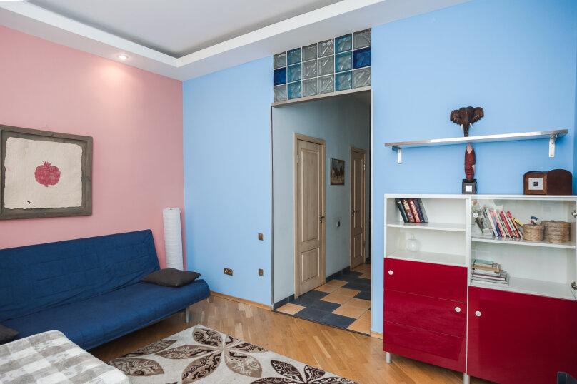 3-комн. квартира, 70 кв.м. на 6 человек, улица Моисеенко, 4, Санкт-Петербург - Фотография 11