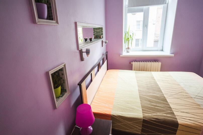 3-комн. квартира, 70 кв.м. на 6 человек, улица Моисеенко, 4, Санкт-Петербург - Фотография 13