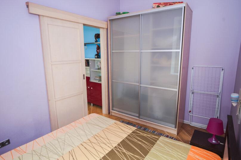 3-комн. квартира, 70 кв.м. на 6 человек, улица Моисеенко, 4, Санкт-Петербург - Фотография 16