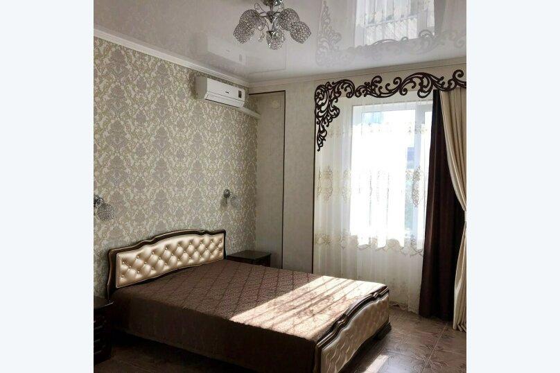 Двухкомнатный номер с балконом, улица Юнус Кандым, 9, Судак - Фотография 5