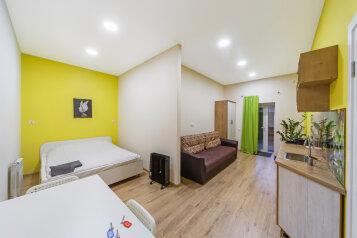 1-комн. квартира, 25 кв.м. на 4 человека, улица Кутякова, 16, Саратов - Фотография 1