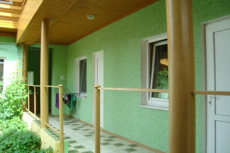 Три номера на первом этаже., Денсантников, 35, Береговое, Феодосия - Фотография 1