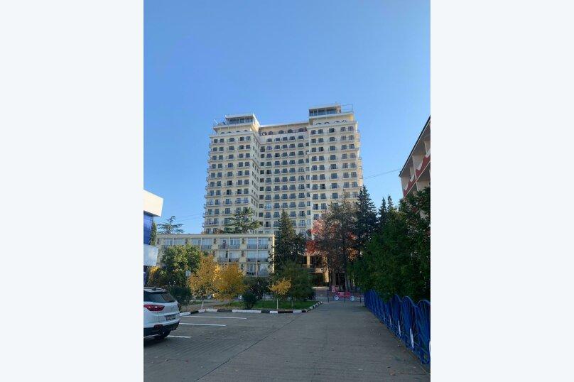 2-комн. квартира, 42 кв.м. на 4 человека, улица Ленина, 219/6Б, Адлер - Фотография 2