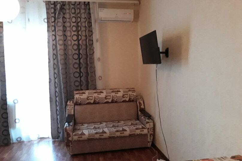 1-комн. квартира, 25 кв.м. на 4 человека, Портовая улица, 14, Джубга - Фотография 2
