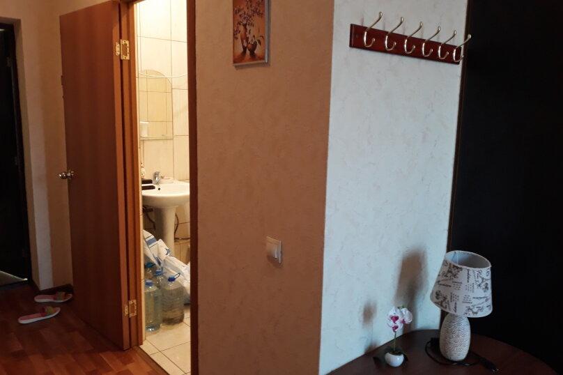 1-комн. квартира, 25 кв.м. на 4 человека, Портовая улица, 14, Джубга - Фотография 4