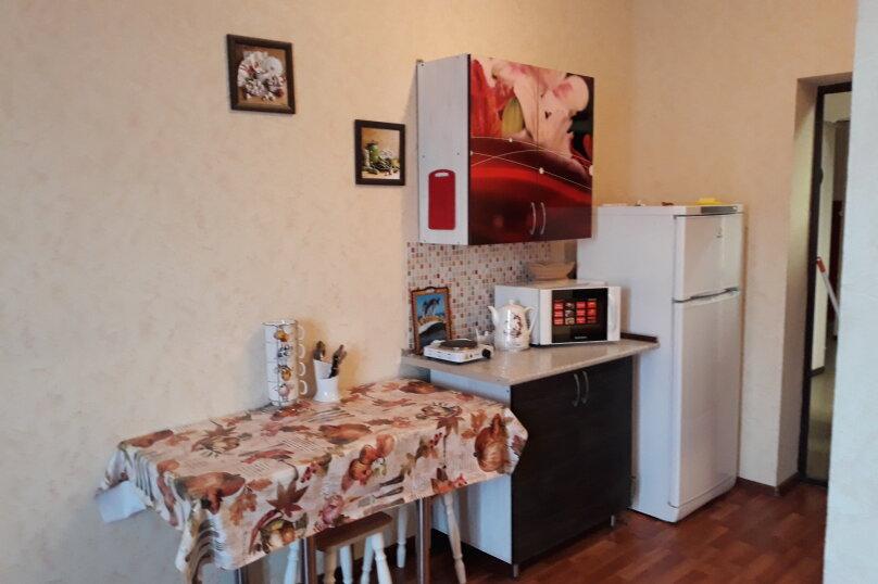1-комн. квартира, 25 кв.м. на 4 человека, Портовая улица, 14, Джубга - Фотография 5