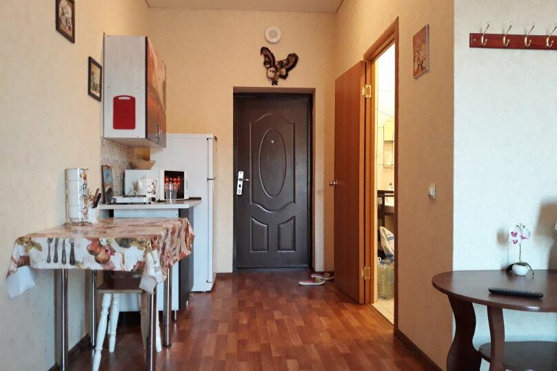 1-комн. квартира, 25 кв.м. на 4 человека, Портовая улица, 14, Джубга - Фотография 7