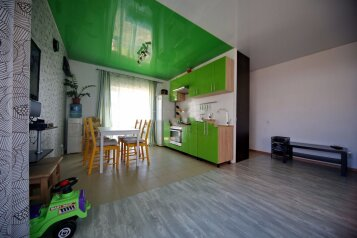 Дом, 63 кв.м. на 5 человек, 1 спальня, Бондаревой, 33д, Пересыпь - Фотография 1