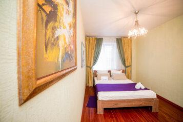 2-комн. квартира, 70 кв.м. на 4 человека, Студенческая улица, 42к2, Москва - Фотография 1