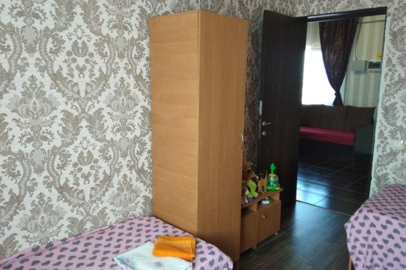 Дом, 56 кв.м. на 6 человек, 2 спальни, улица А. Абдиннановой, 35, Межводное - Фотография 4