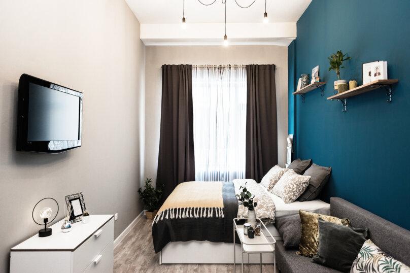1-комн. квартира, 21 кв.м. на 4 человека, улица Испытателей, 24, Екатеринбург - Фотография 1