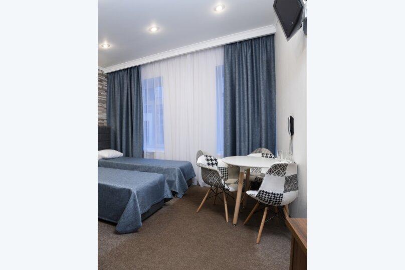 Двухместный номер с двумя кроватями, Лиговский проспект, 55/4, Санкт-Петербург - Фотография 1