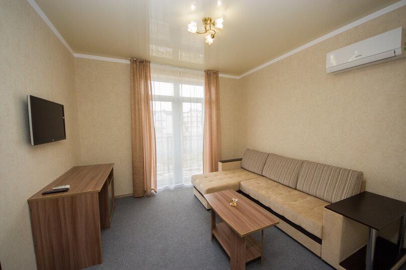 4-х местный комфорт 2-х комнатный, улица Воина Шембелиди, 6, Витязево - Фотография 2