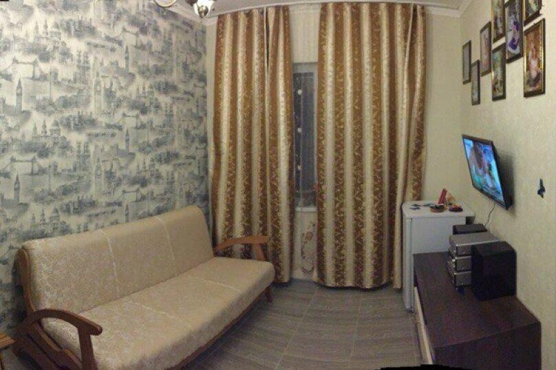 2-комн. квартира, 40 кв.м. на 4 человека, Массив Гумиста, Гумистинская улица, 10, Сухум - Фотография 5